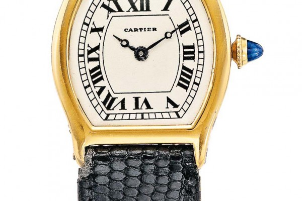 Cartier en or jaune