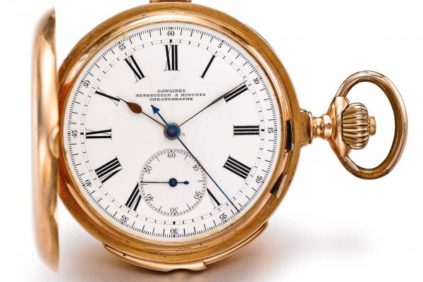 Longines chronometre