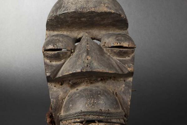 Masque facial Côte d'Ivoire Bete
