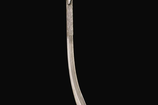Sabre Indien en ivoire XIXème siècle