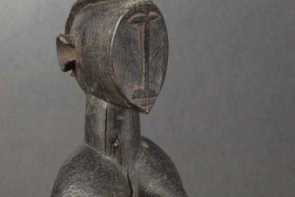 Statue féminine Mali