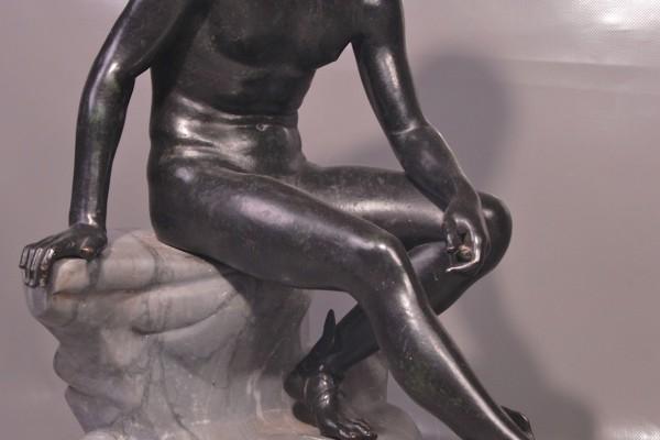 Bronze à l'antique   Italie XIX° siècle