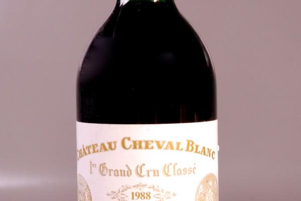 Château CHEVAL BLANC     1988
