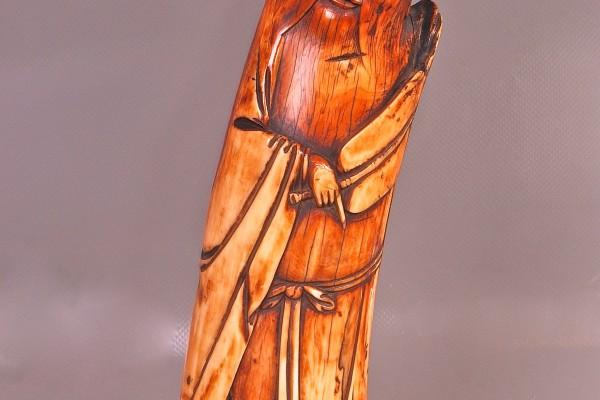 Ivoire sculpté CHINE Dynastie Ming