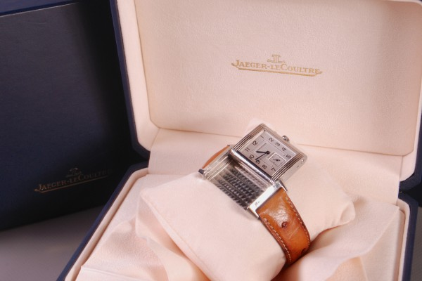 Jaeger-LeCoultre  Montre Homme Reverso night & day