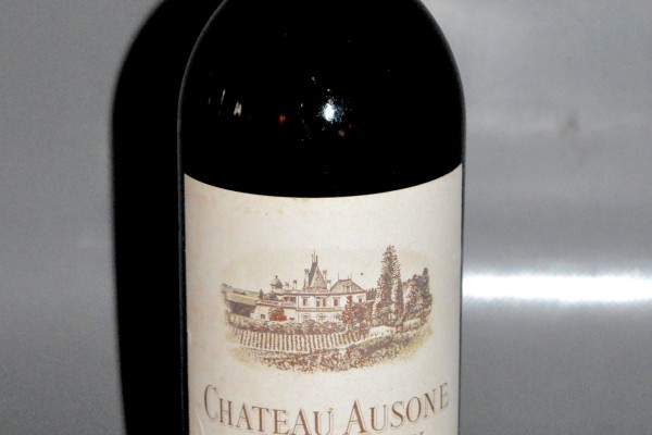 Château     Ausone 1975